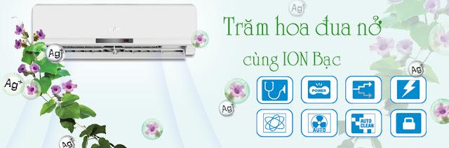 Máy lạnh Sanyo 1HP có đủ mát cho phòng 20m2