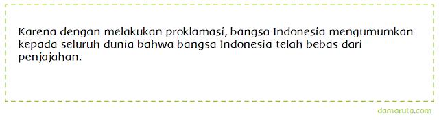 Peristiwa Proklamasi Kemerdekaan Republik Indonesia ...