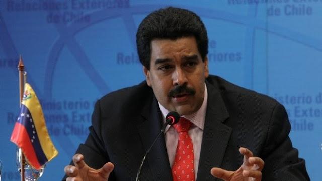 نيكولاس مادورو رئيس فنزويلا يطلب عدم اشراك الاطفال فى الاحتجاجات