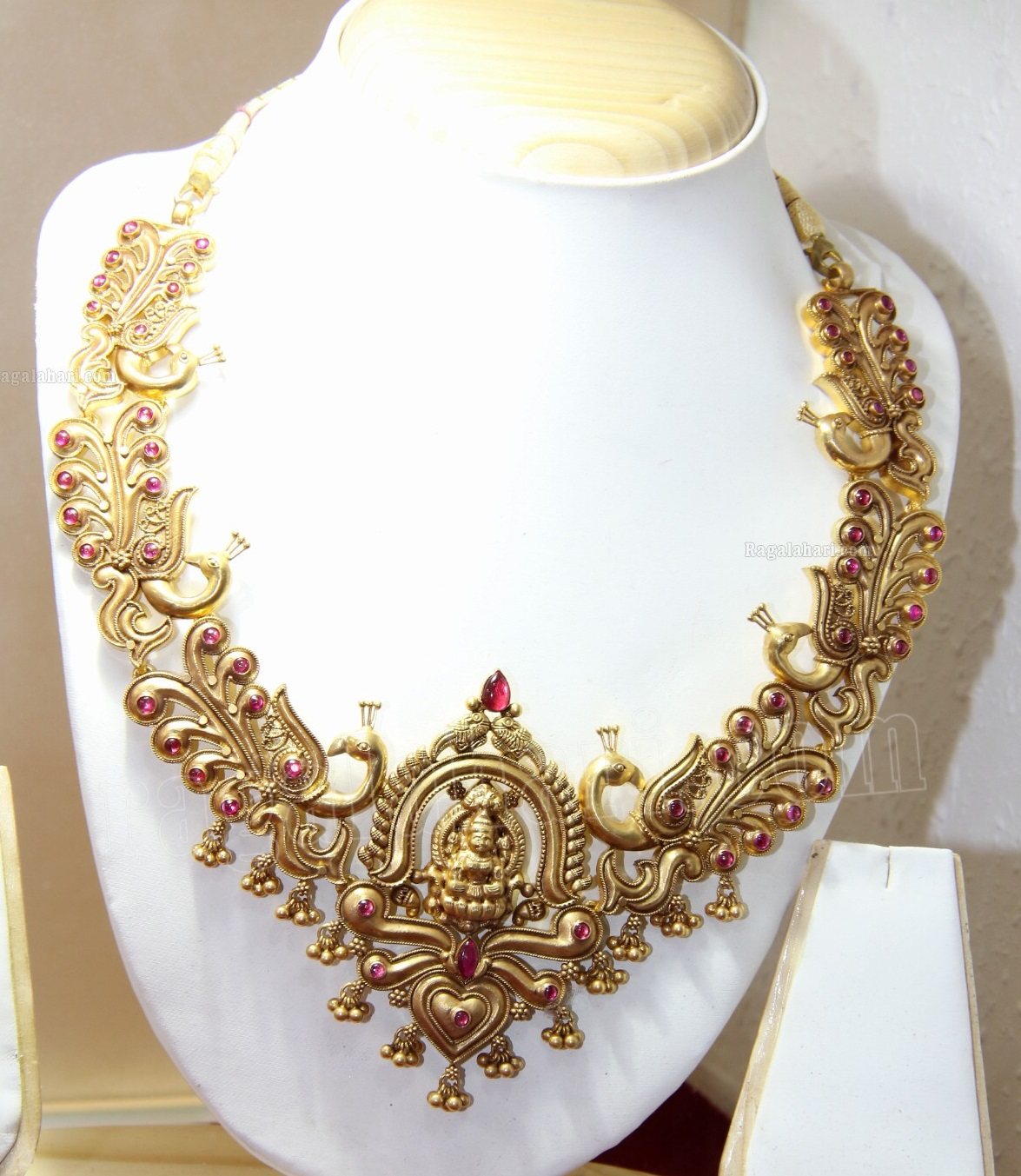 Antique Haram Long Chain Designs Part 23 Latest Jewellery