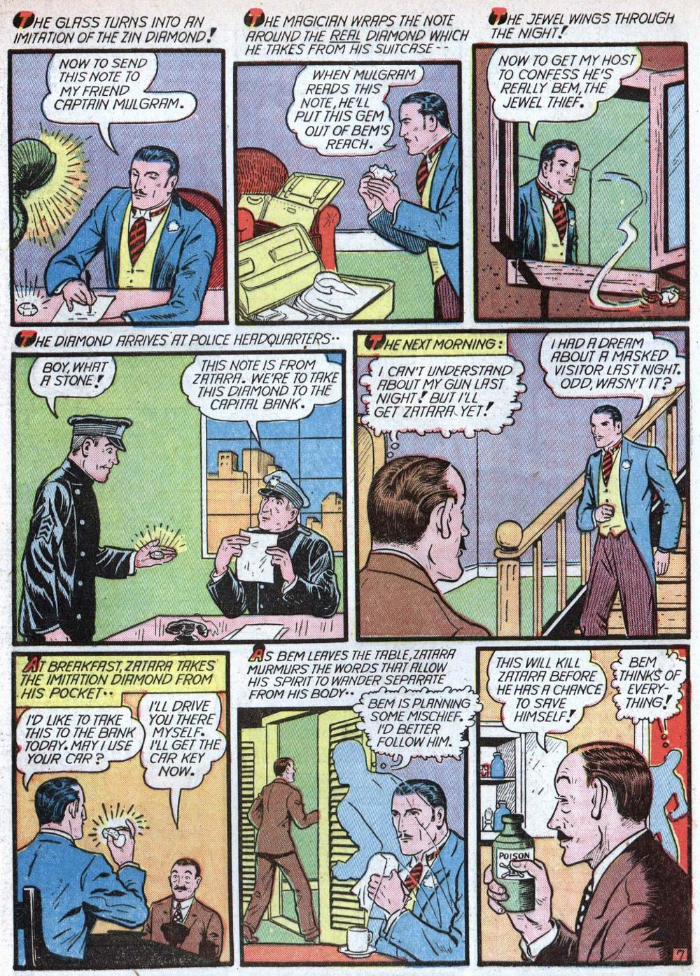 Read online Action Comics (1938) comic -  Issue #39 - 63