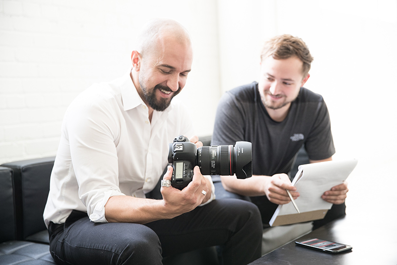 Ori Media with Canon EOS 5D Mark IV