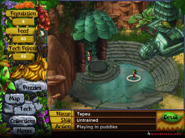 Virtual Villagers 3 Gameplay Screenshot 2