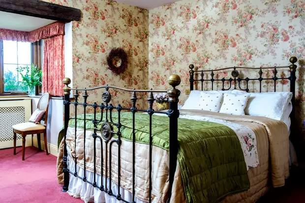 Lismary 39 s cottage una casa nello yorkshire molto natalizia for Interni case country