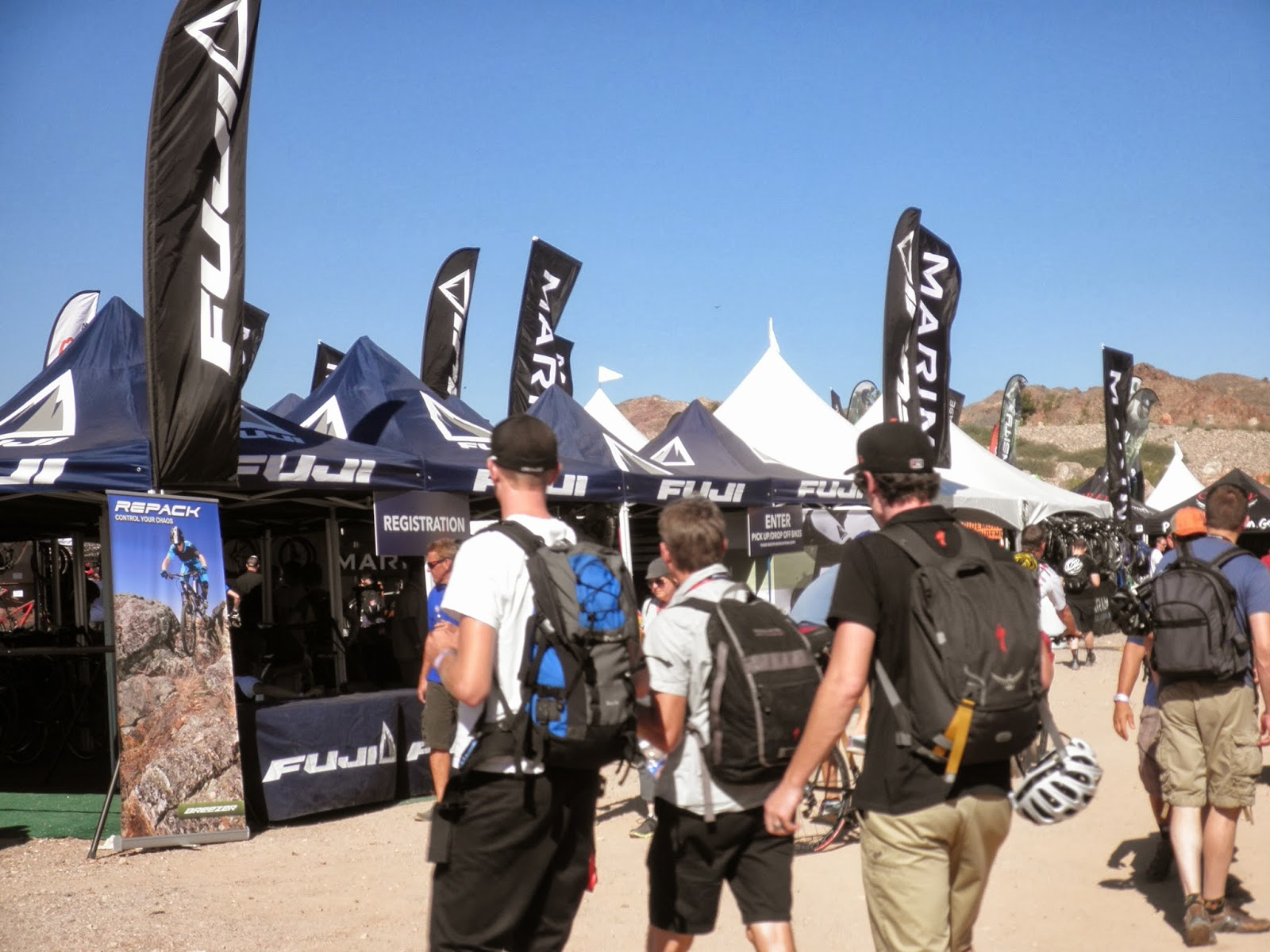 InterBike 2013 Demo Days: Stayin' Alive - Ascent Cycling