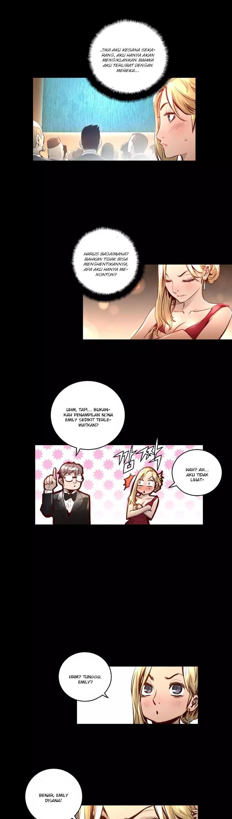 Baca Komik Trinity Wonder Chapter 61 Bahasa Indonesia Kintamaindo