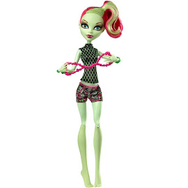 MH Fangtastic Fitness Venus McFlytrap Doll