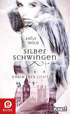 Neuerscheinungen im Februar 2018 #1 - Silberschwingen 1: Erbin des Lichts von Emily Bold