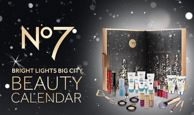 No7 Beauty Calendar by Boots