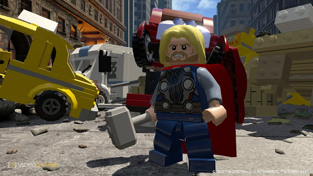 LEGO MARVEL Avengers PC Full Version Screenshot 2