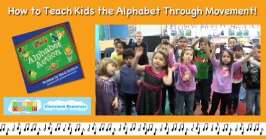 How to Teach Kids the Alphabet Through Movement