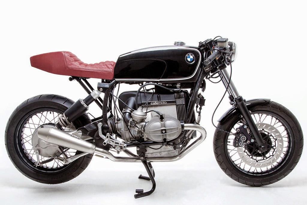 Racing Cafè: BMW R100 R by Cafemoto