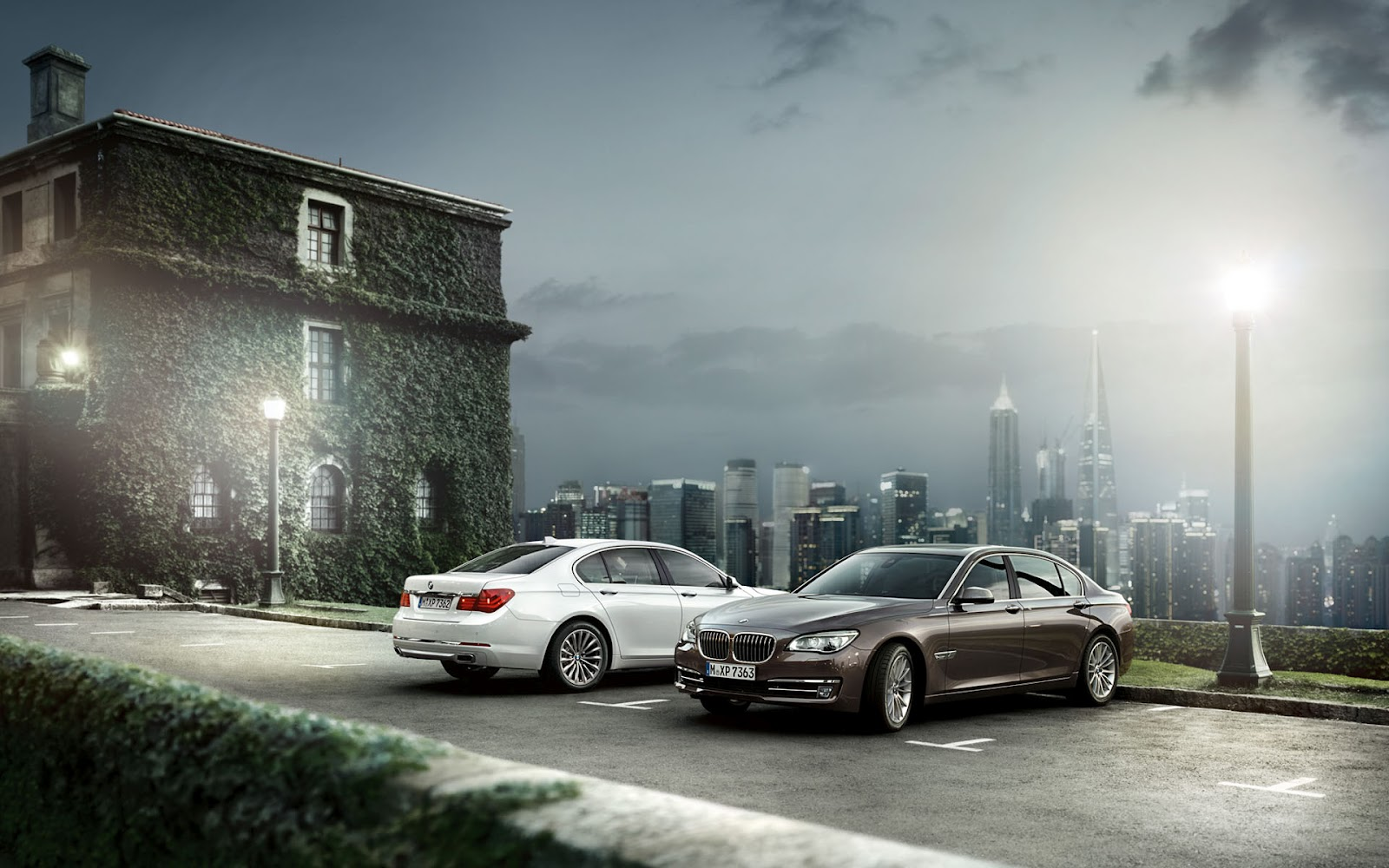 2013 Bmw 7 Series Lci Facelift Wallpapers Updated Info Automotive