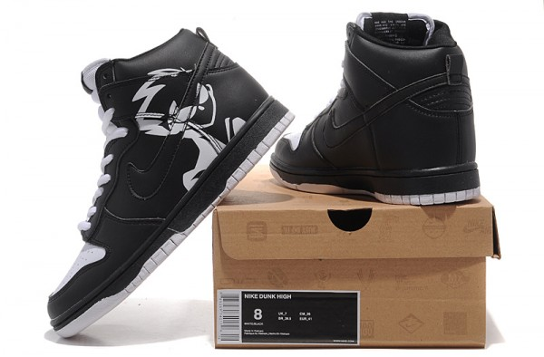 outlet store a7b17 6e59b ... new zealand nike dunk high cartoon characters e6321 061c1