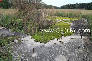 Командно-наблюдательный пункт у деревни Братково