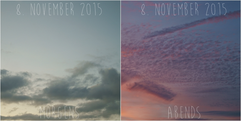 Blog + Fotografie by it's me! - Himmel am 8.11.2015