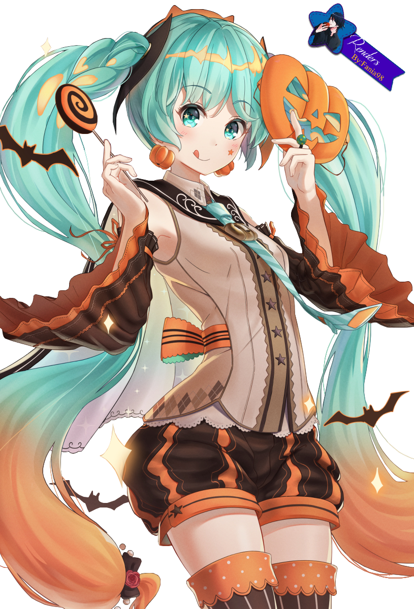 Miku- Render