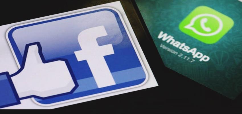 Facebook usou informação dos utilizadores do WhatsApp?