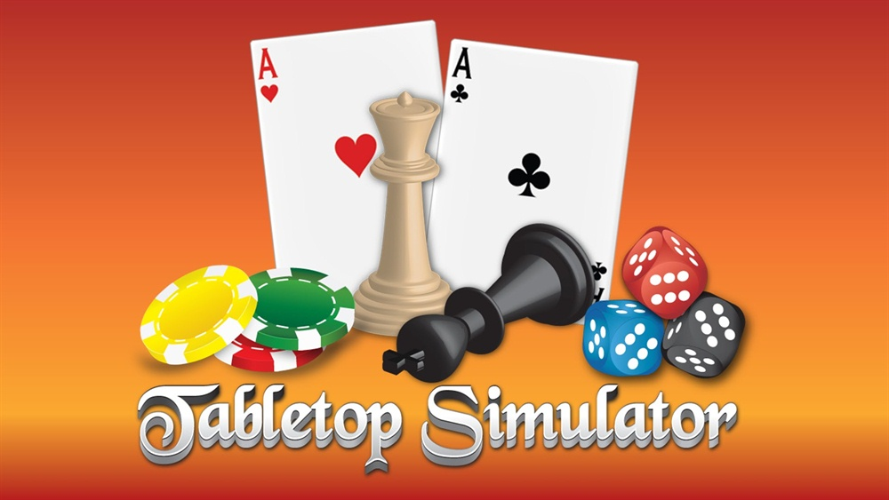 Tabletop Simulator Download Poster