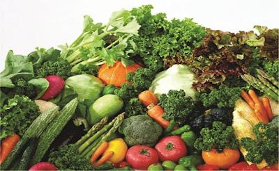 Sử dụng rau và thực phẩm sạch ngăn ngừa bệnh ung thư