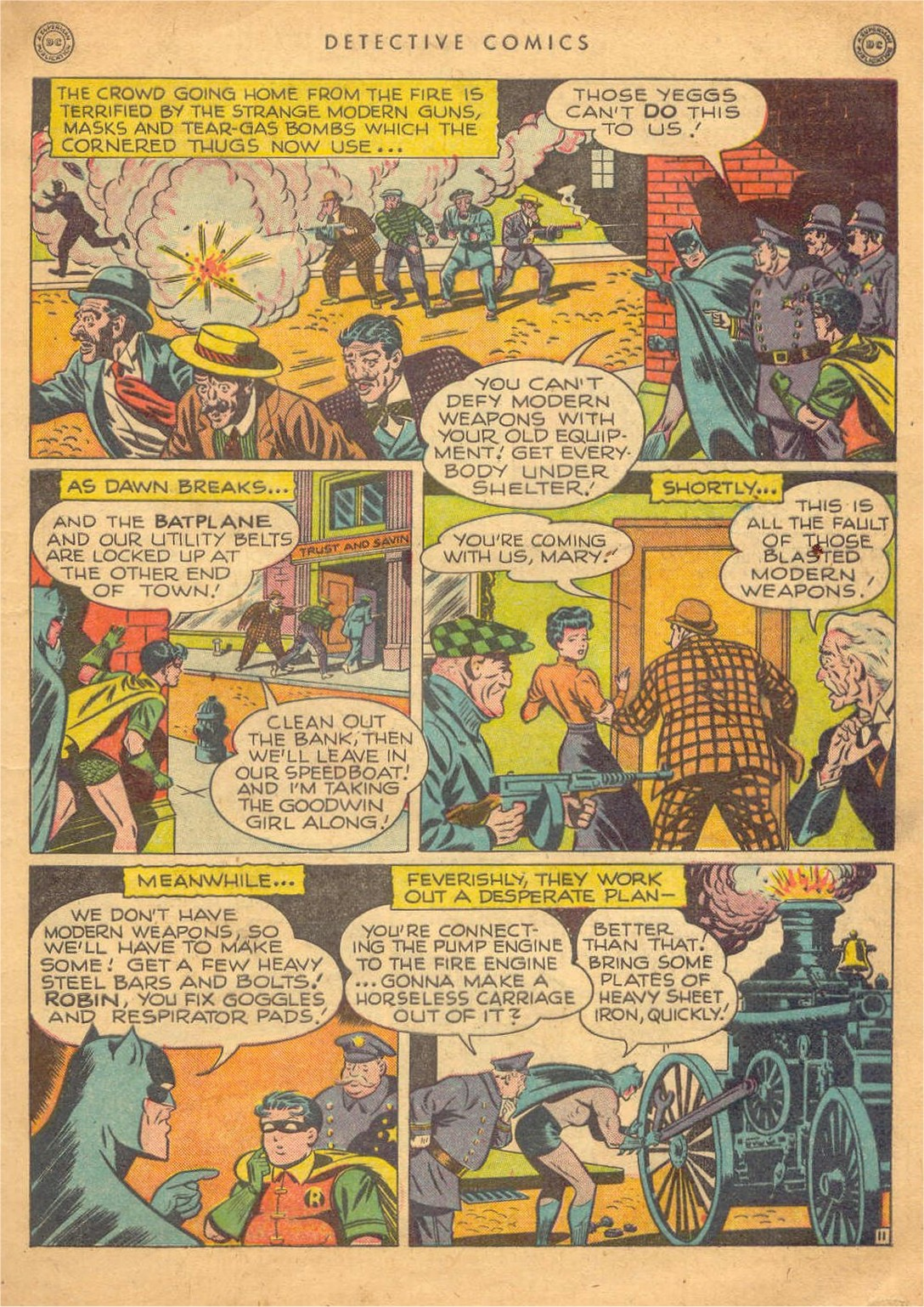 Read online Detective Comics (1937) comic -  Issue #129 - 12