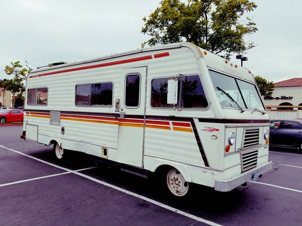 Used Rvs 1978 Dodge Champion Motorhome For Sale For Sale