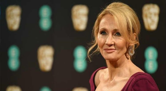 J.K. Rowling fala sobre Depp em Animais Fantásticos
