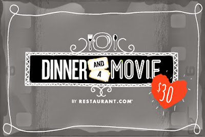 Cupid's Arrow Has Hit: It's Dinner & a Movie!