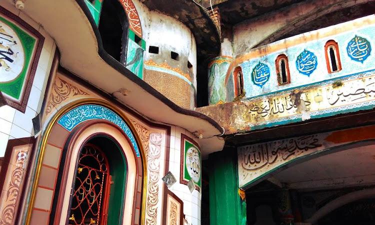 Menyusuri Masjid Pintu Seribu Tangerang Banten