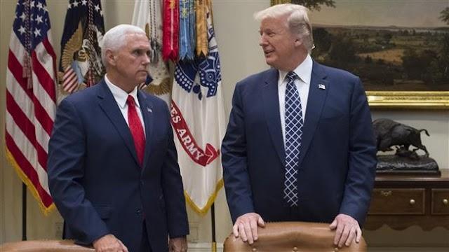 2020 presidency rumors 'fake news,' offensive: US Vice President Mike Pence