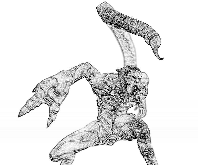 the amazing spider man scorpion weapon yumiko fujiwara yumiko fujiwara