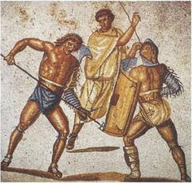 Gladiators escolas