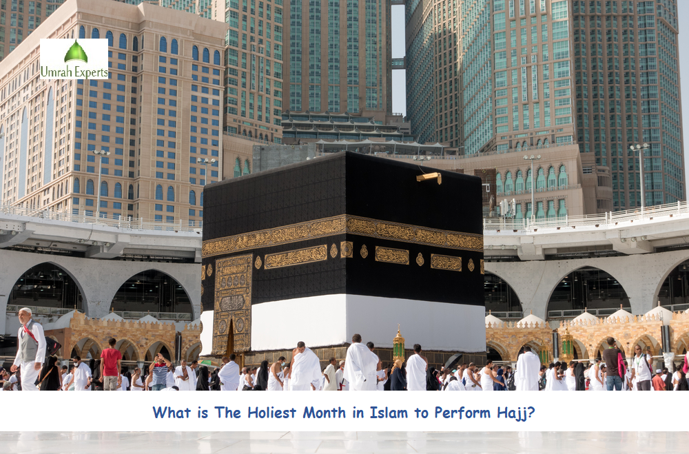 Umrah Banner: About Hajj And Umrah: What Is The Holiest Month In Islam
