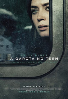 A Garota no Trem – Dublado (2016)