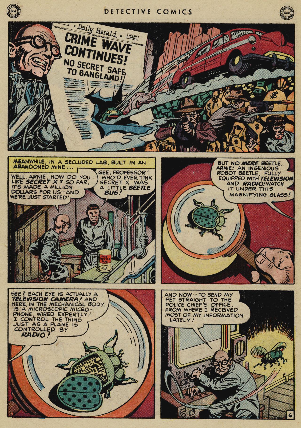 Detective Comics (1937) 142 Page 41