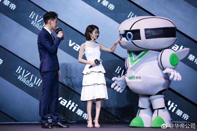 Zhao Li Ying new Vatti endorser