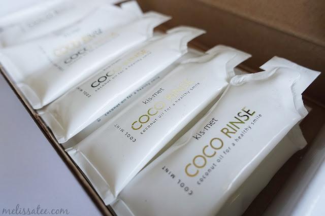 kismet essentials, kismet coco rinse coconut oil pulling kit, kismet coco rinse coconut oil pulling kit review, coconut oil pulling, whiten teeth with coconut oil