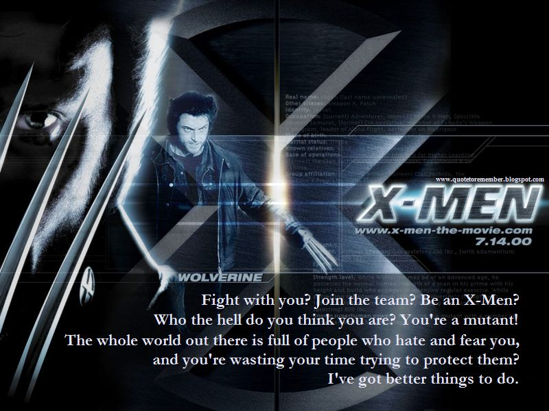 x men quotes - photo #35