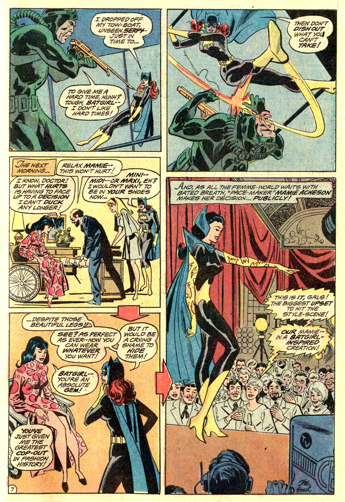 Detective Comics (1937) 411 Page 30