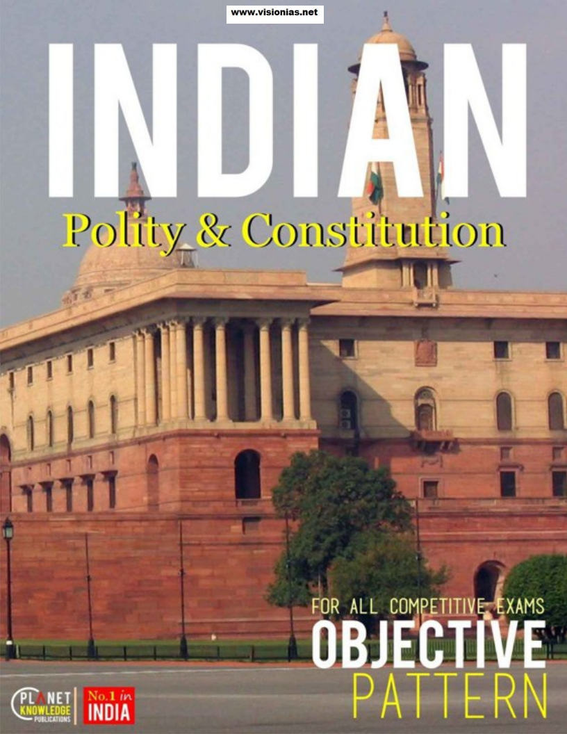 Indian Polity and Constitution Objective Pdf - VISION