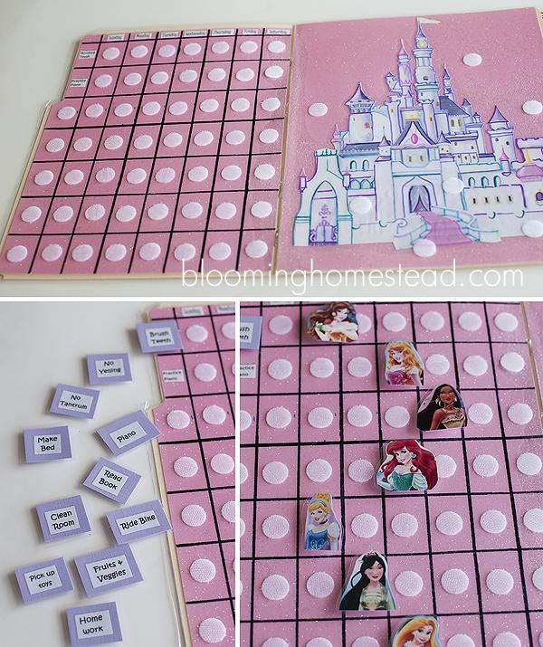1a507f8ec25 DIY Kids Chore Charts- Part 1 - Blooming Homestead