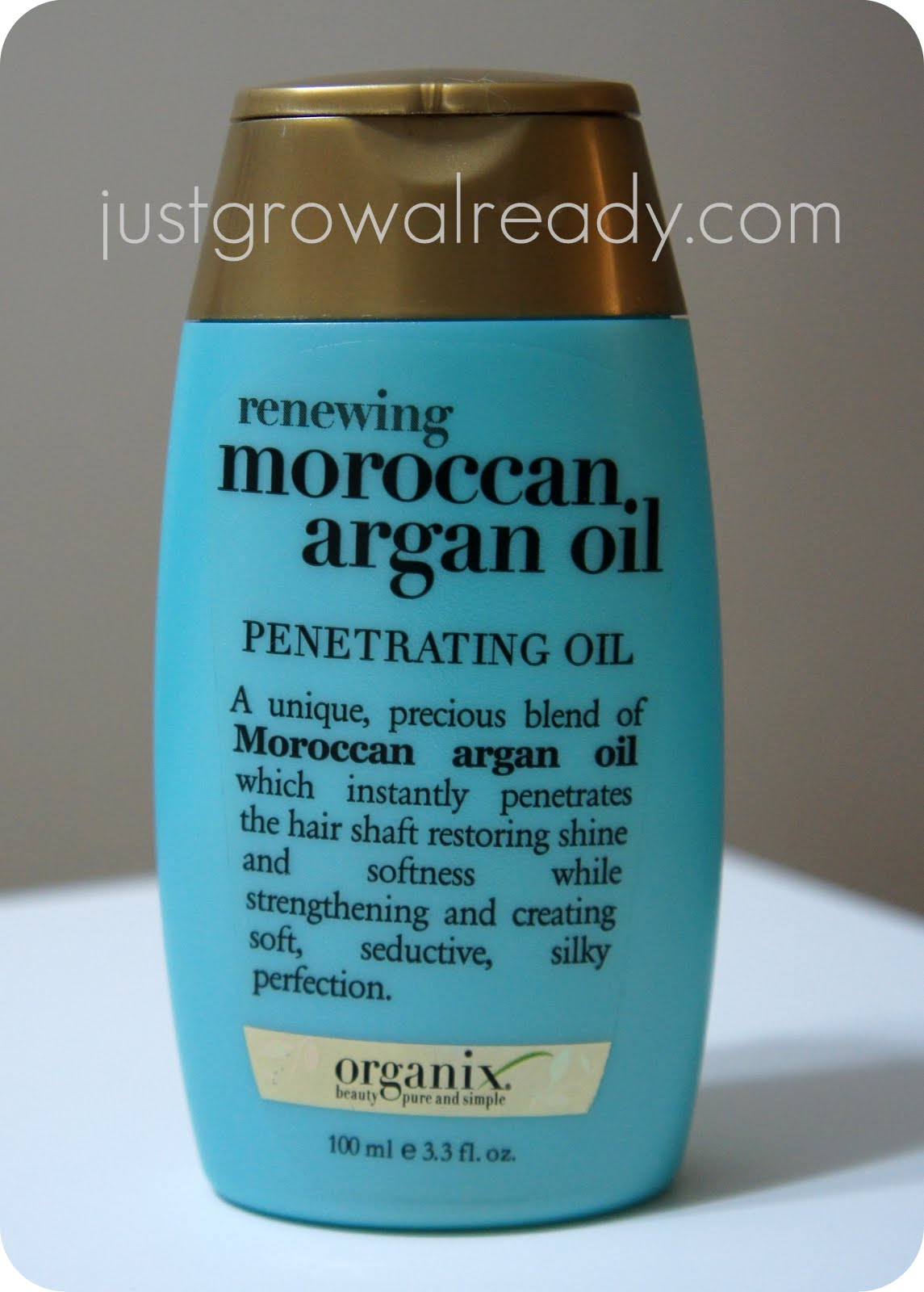 Argan Oil All Natural Products