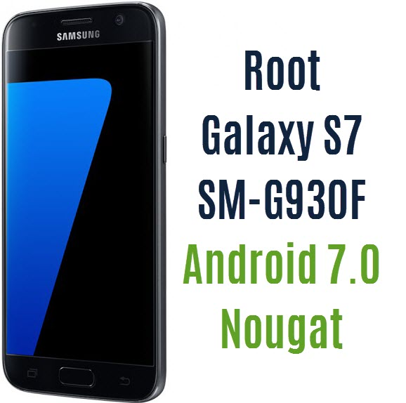 Samsung Galaxy S7 Edge SM-G930F Nougat 7 0 CF Auto Root File