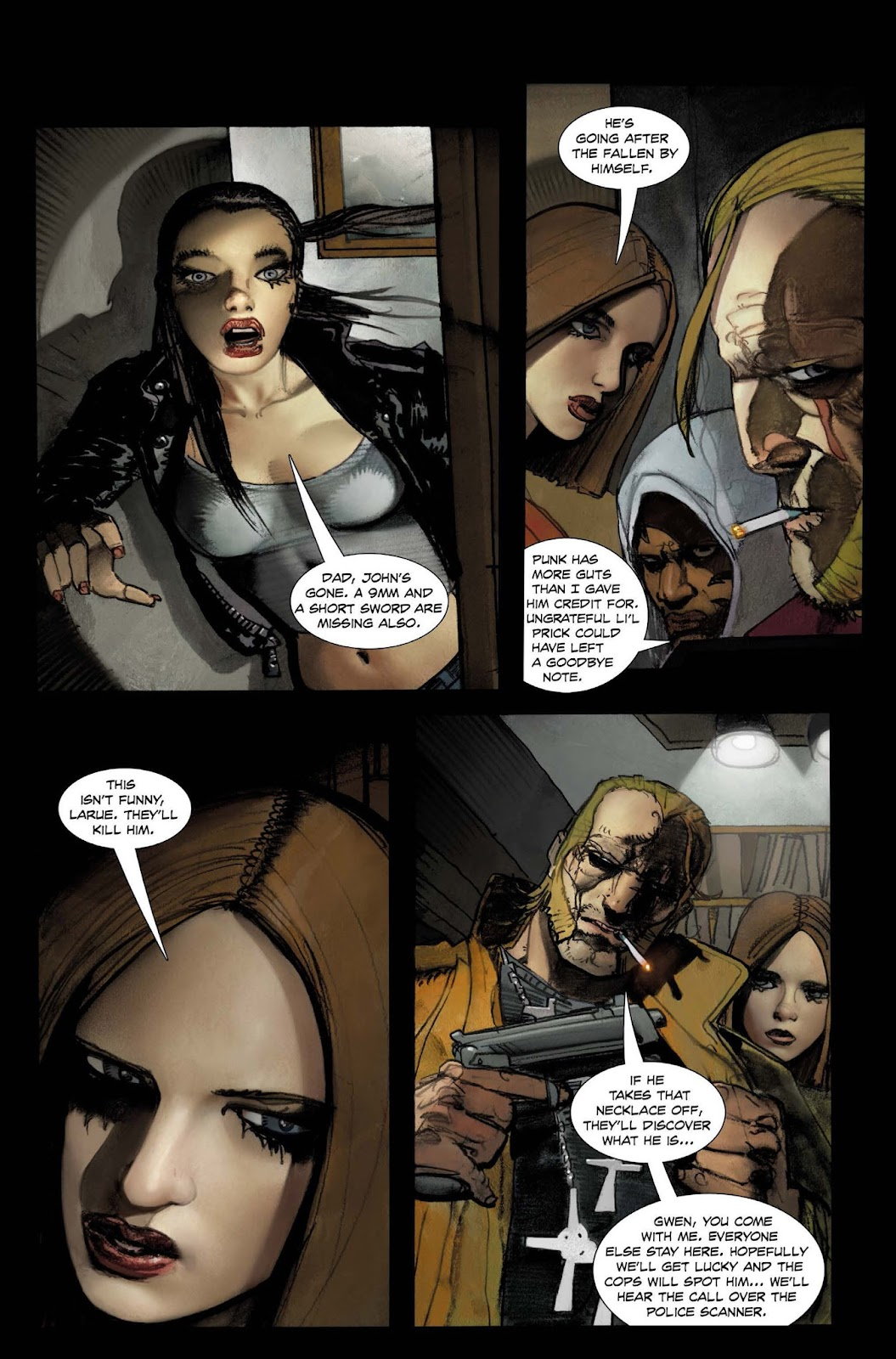 13 Coins issue TPB - Page 84
