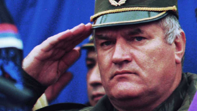 Thousands died at the hands of Mladic