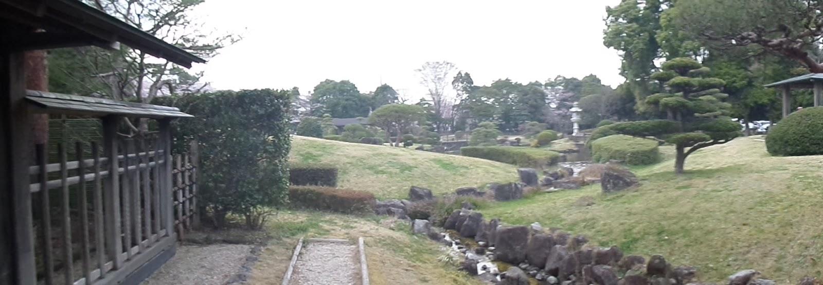 Ludovic au japon for Jardin japonais 78