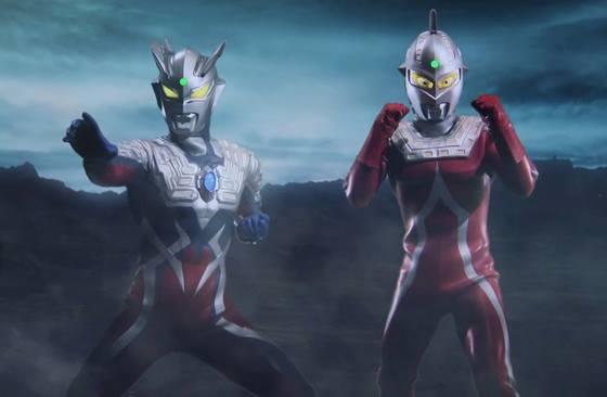 Ultraman Orb The Movie - Movie Villains & Ultra Warriors ...