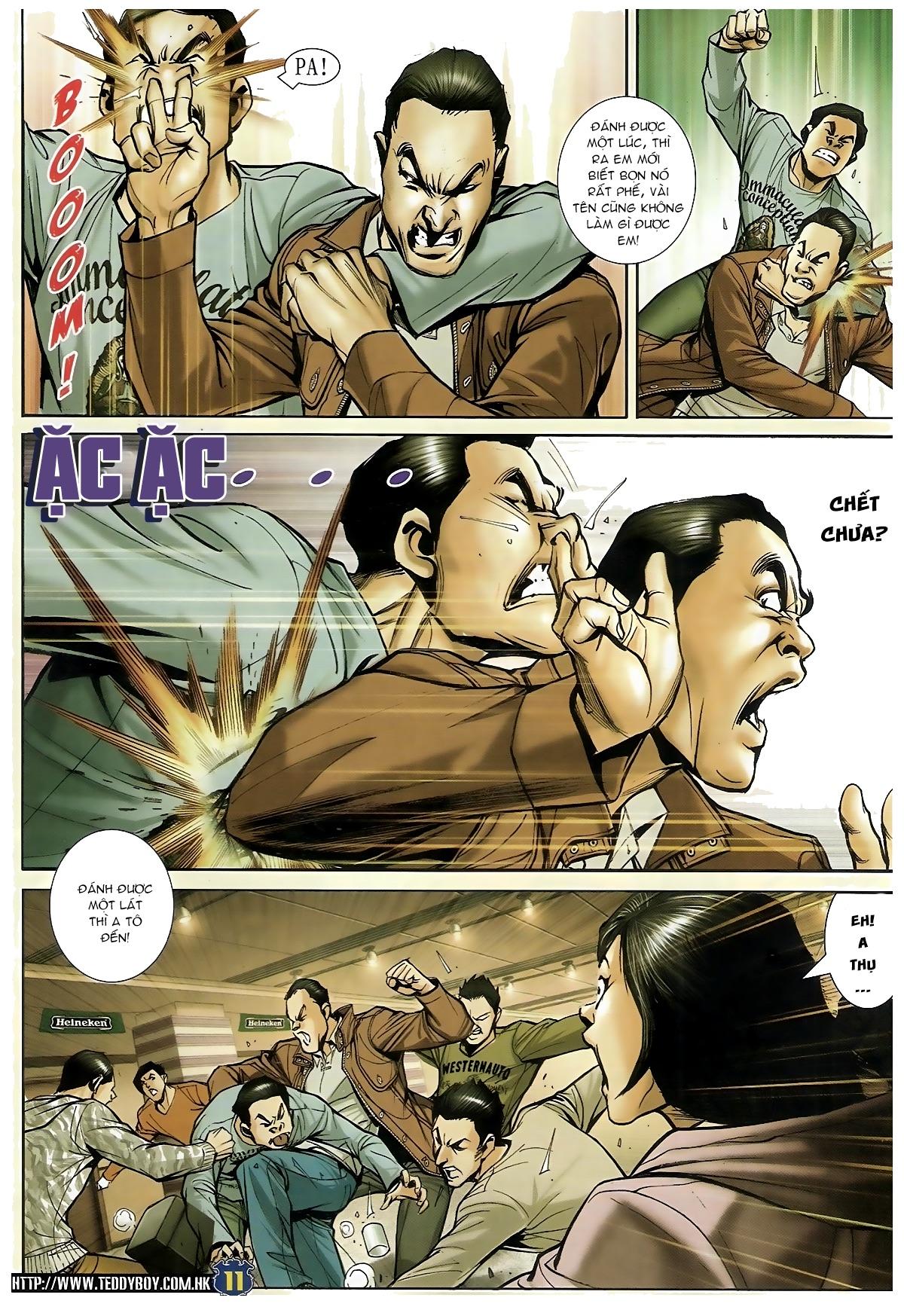Người Trong Giang Hồ - Chapter 1493: Tốt bụng làm hỏng chuyện - Pic 10