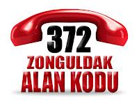 0372 Zonguldak telefon alan kodu