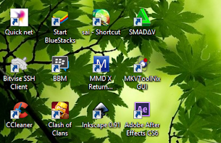 Cara Membuat Shortcut Software Ke Dekstop Windows 8/8.1